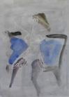 NIKOLA REISER, Akt   gvaš-papir 46×33cm